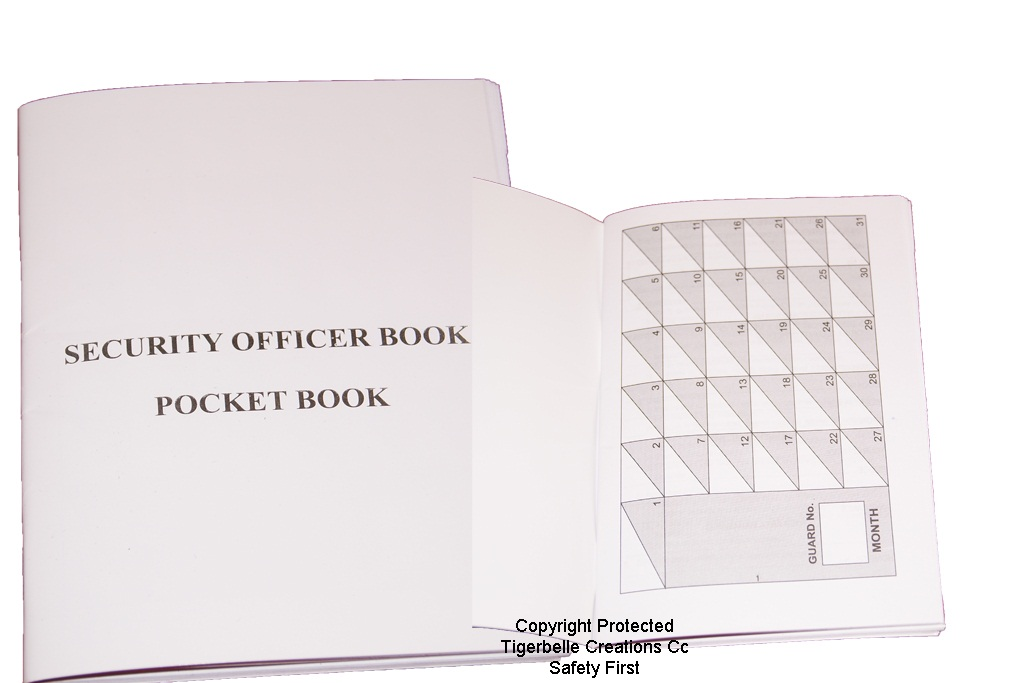 pocket incident report book Notebooks, log books and field notes notepads for police, security officers,investigators, military, law enforcement and legal professionals.